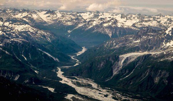 Aerial Photography: Alaska - Allen Rokach